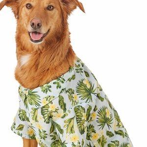 Frisco Hawaiian Dog Shirt